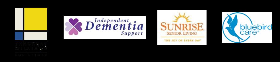 Dementia Awareness Day 2017 - sponsor logos